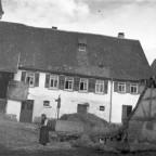 Tübinger Straße 7 damals